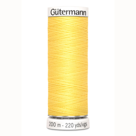 Gutermann 852 Goldfinch Yellow