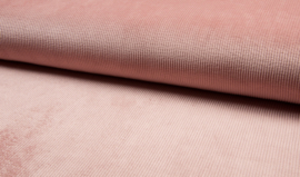 Washed corduroy Pink