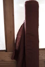Belgisch linnen Libeco Terracotta