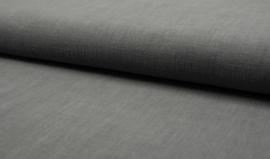 Stonewashed linnen smokey grey