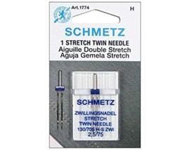 Schmetz - Tweelingnaald 2.5