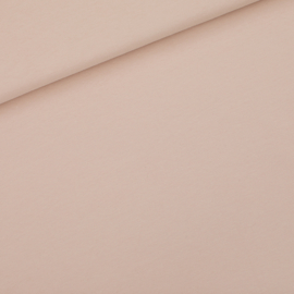 French terry Pale Pink