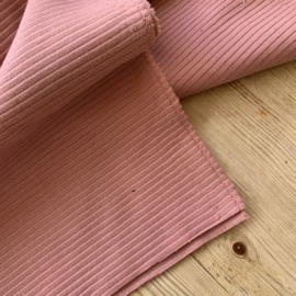 Ottoman sweater clay pink