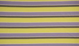 Jersey sparklin stripe lila