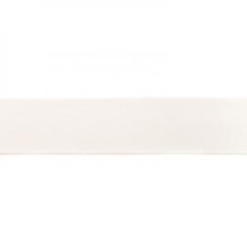 Tailleband elastiek wit