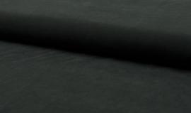Niet rekbare Modal zwart