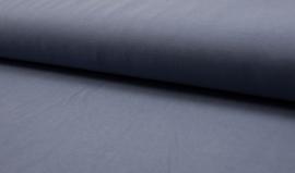Tricot Modal jeansblauw