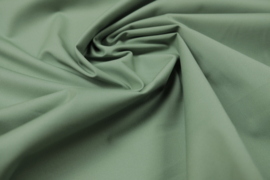 Cotton Stretch Twill Dusty Mint