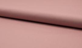 Uni katoen dusty pink