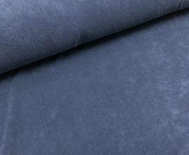 Rekbare badstof jeans