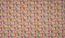 Cotton lawn happy flowers