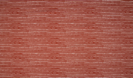 Tricot painted stripes roest