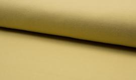 Boordstof organic dusty yellow