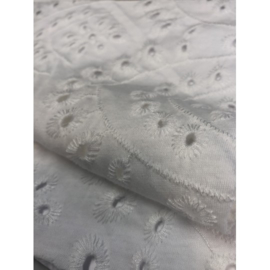 Broderie tricot deluxe
