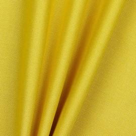 Canvas uni yellow