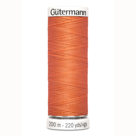 Gutermann 895 Persimmon Orange
