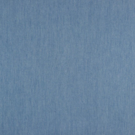 Chambray bleached