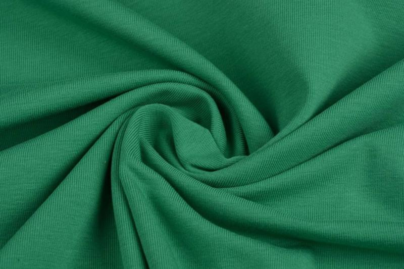 Uni tricot grasgroen
