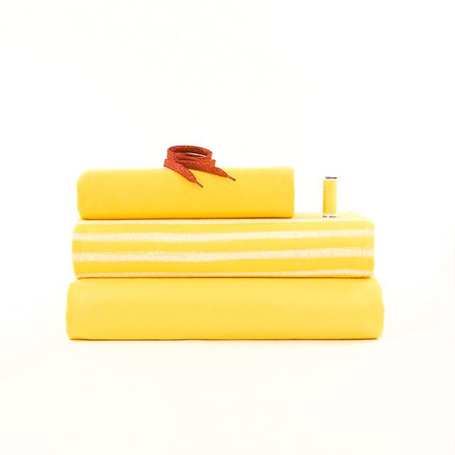 Boordstof Habanera Yellow