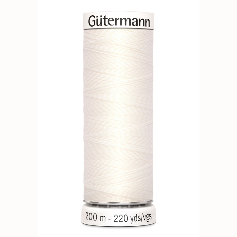 Gutermann 111 Cloud White