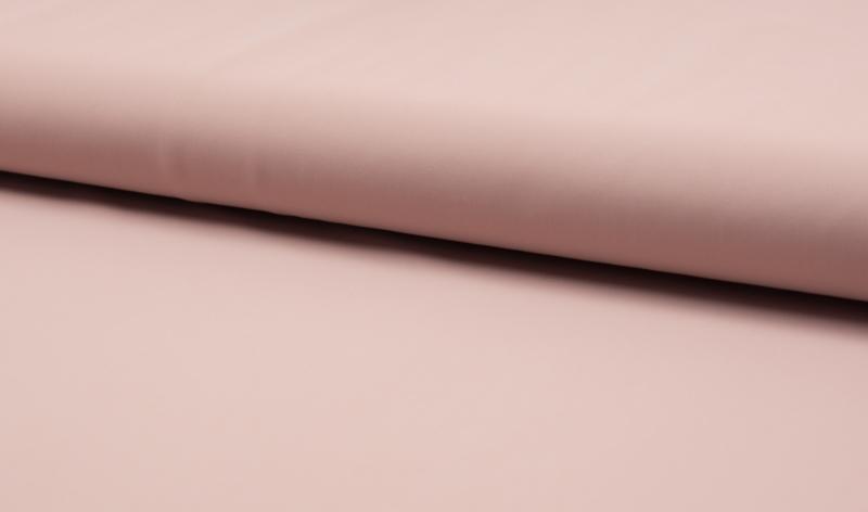 Badpakkenstof uni nude pink