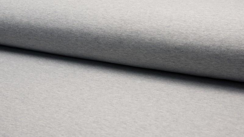 Sweater grijs gemêleerd