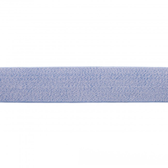 Tailleband elastiek jeansblauw
