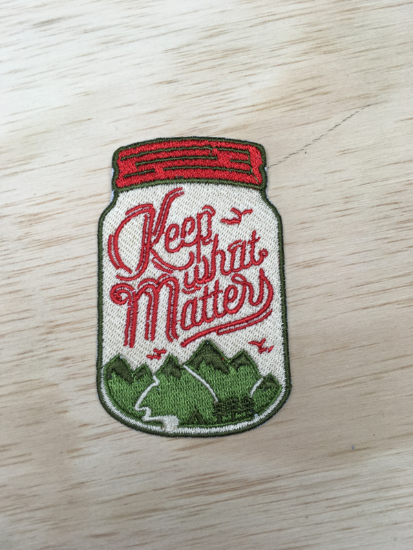 Patch Keep what Matters