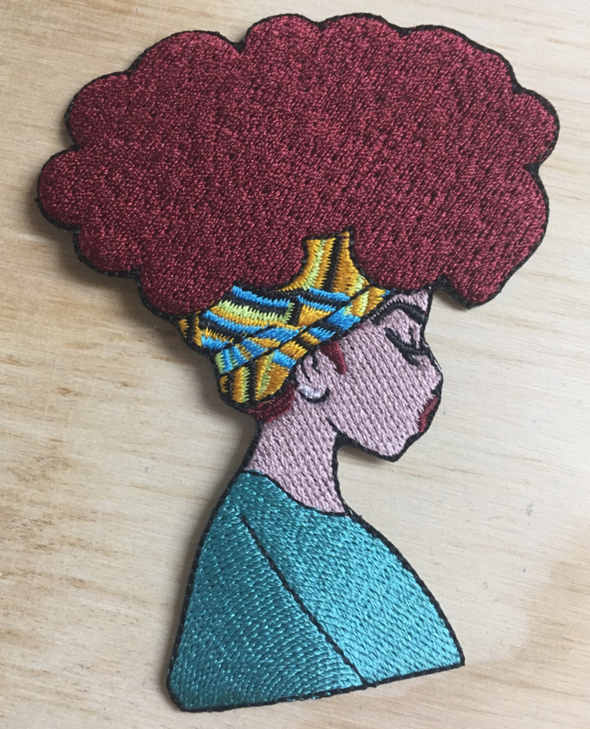 Patch Afro