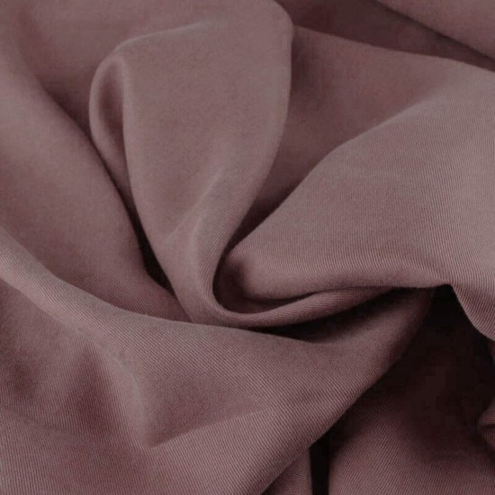 Tencel twill old mauve