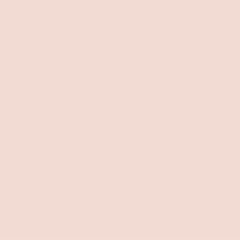 Uni katoen pastelroze
