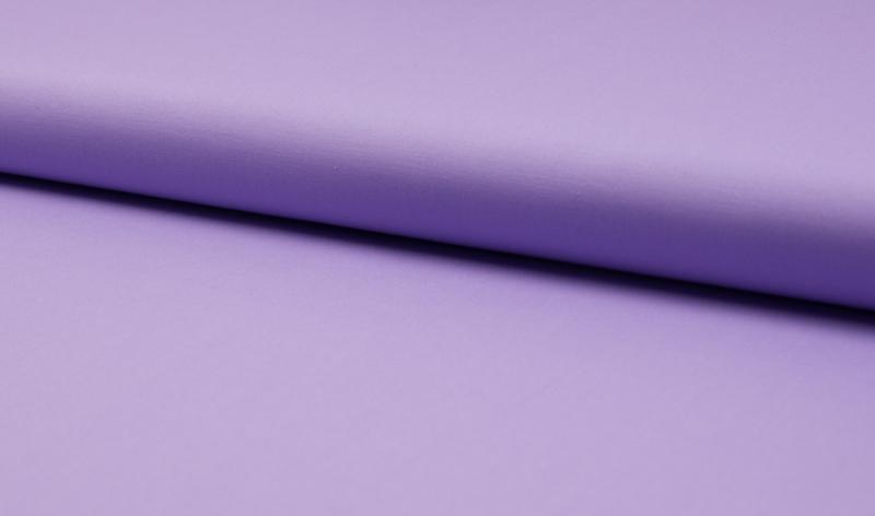 Uni katoen lilac