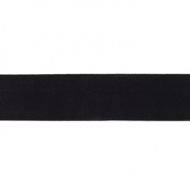 Tailleband elastiek zwart