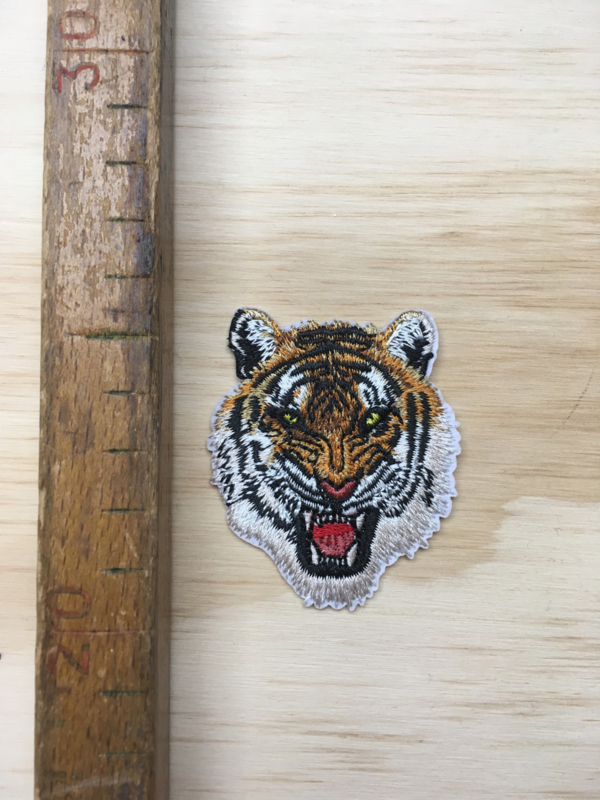 Patch Tiger S