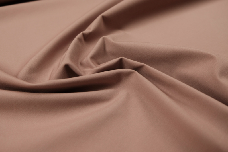 Cotton Stretch Twill Dusty Rose