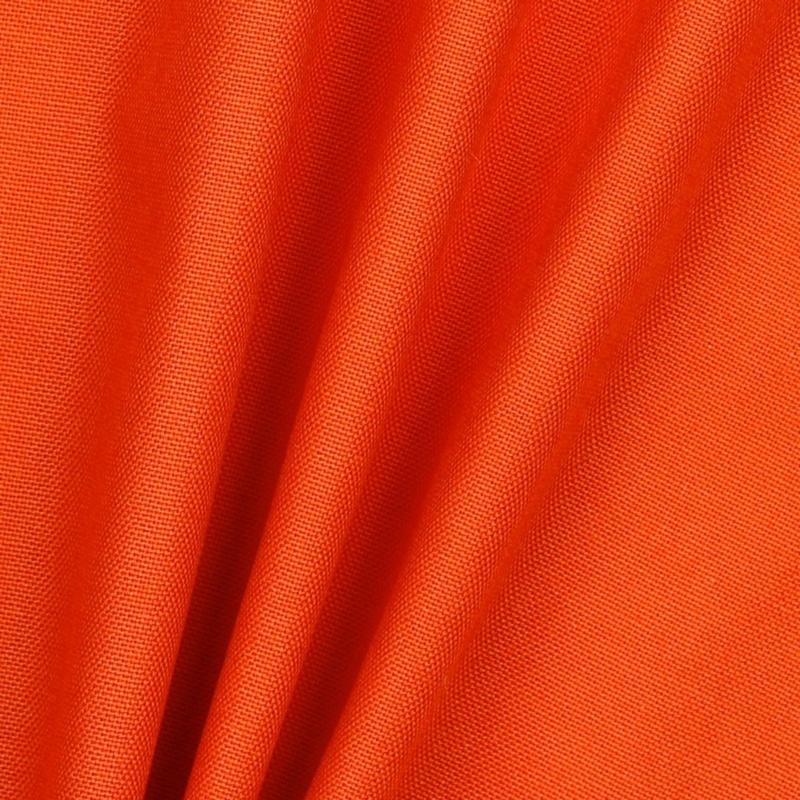 Canvas uni tangerine