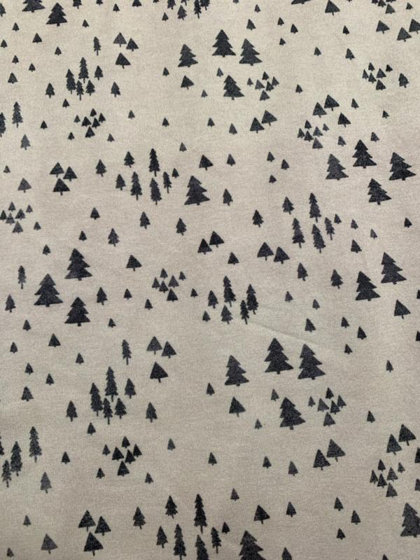 Tricot Mini forest ecru