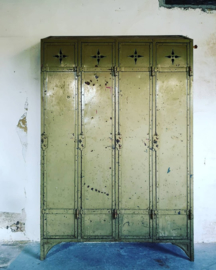 Küppersbusch lockercabinet, 1930's
