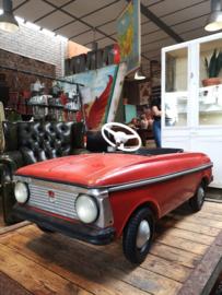 Vintage Moskvich pedal car