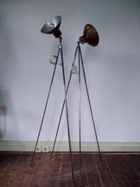 Vintage Cifo tripod floorlamp