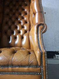 Chesterfield porter's chair