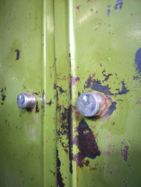 Industrial steel drawer cabinet