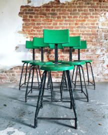 Industrial work stool
