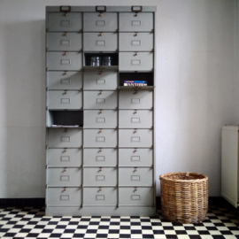 Industrial cabinet C. Lechat