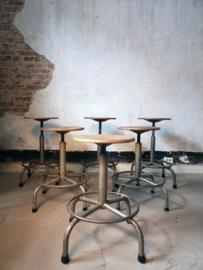 Industrial lab stool