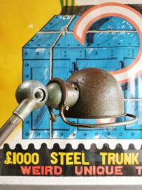 Industrial Jielde lamp