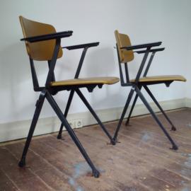 Vintage Galvanitas Chairs