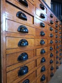 Vintage industrial drawercabinet