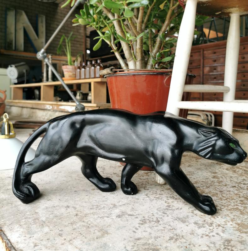Vintage black panther