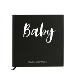 Babyboek: babyshower